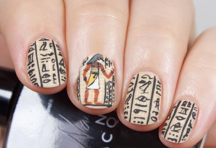 Древний нейл-арт: как украшались ногти в прежние времена