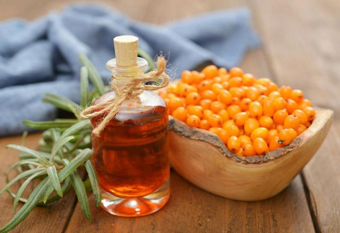 Облепиховое масло для лица в домашних условиях