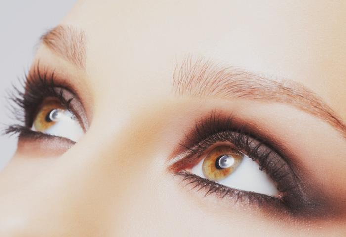 Хна для ресниц – красивый взгляд без химии