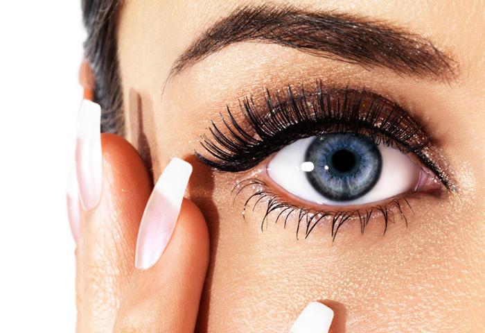 Ламинирование ресниц и контактные линзы: можно ли совмещать?