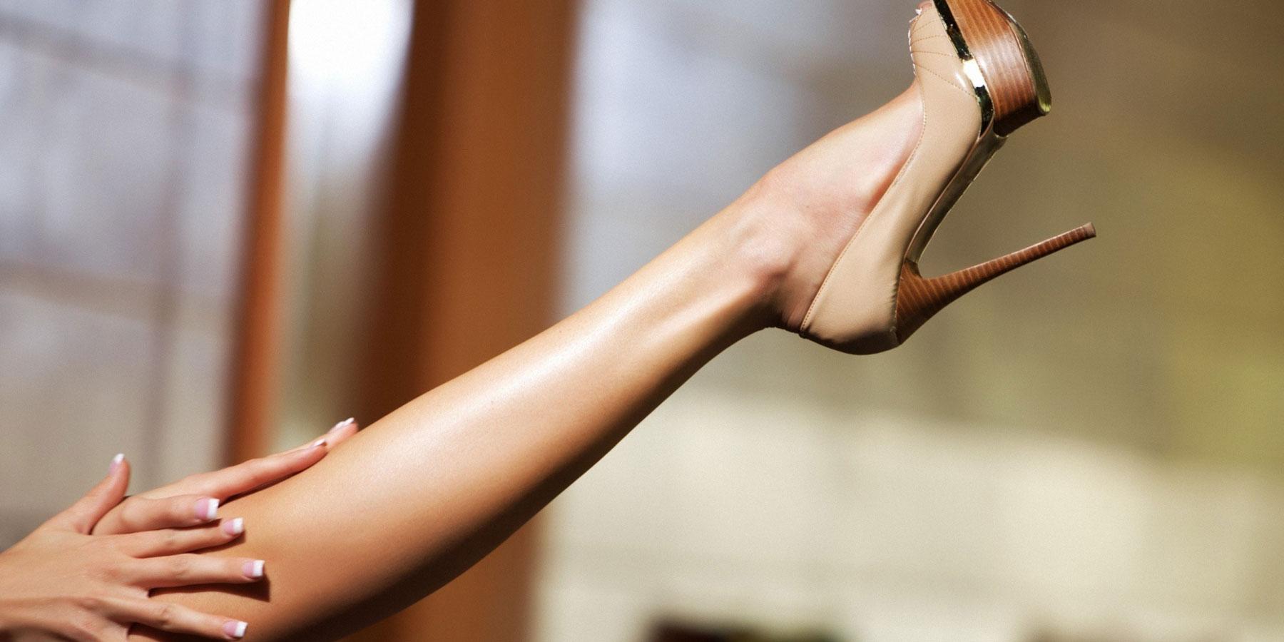 Цена красоты ног: лазерная эпиляция в Москве