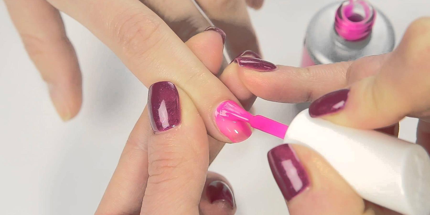 Маникюр: в чем отличие покрытия ногтей гелем от наращивания?